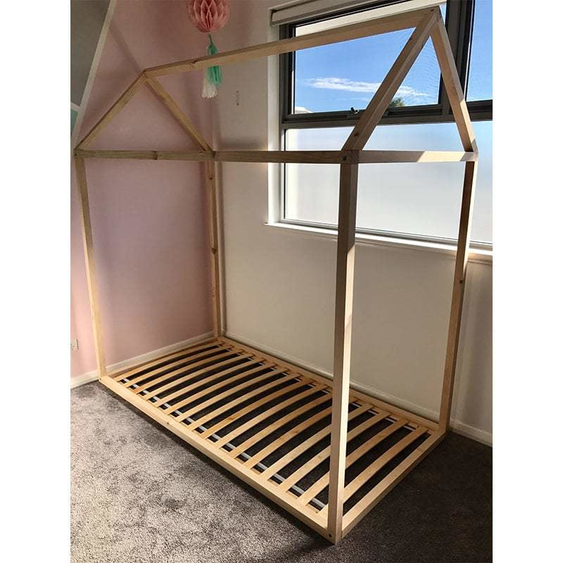 Single House Bed frame