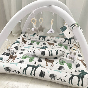 Activity playmat - alaskan dreaming