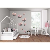 Delilah medium - wall decals