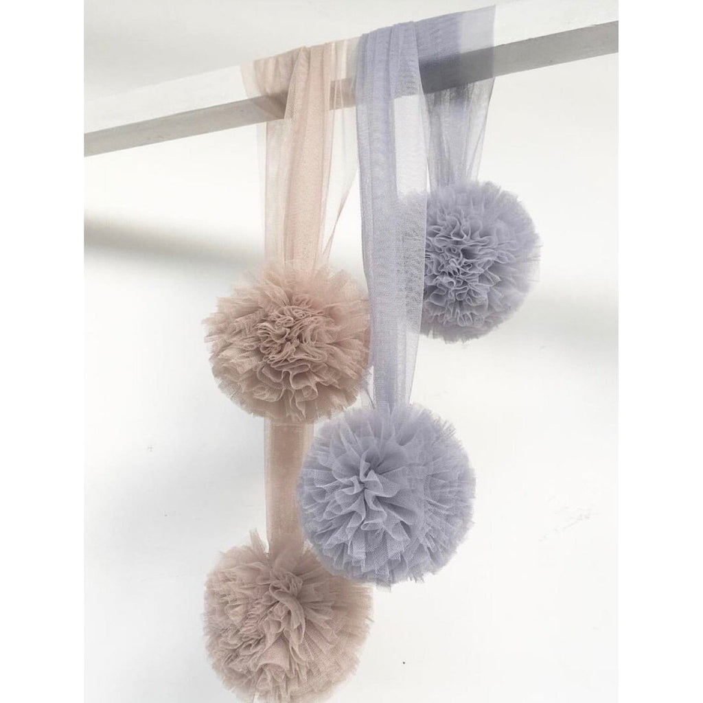 Spinkie pom garlands