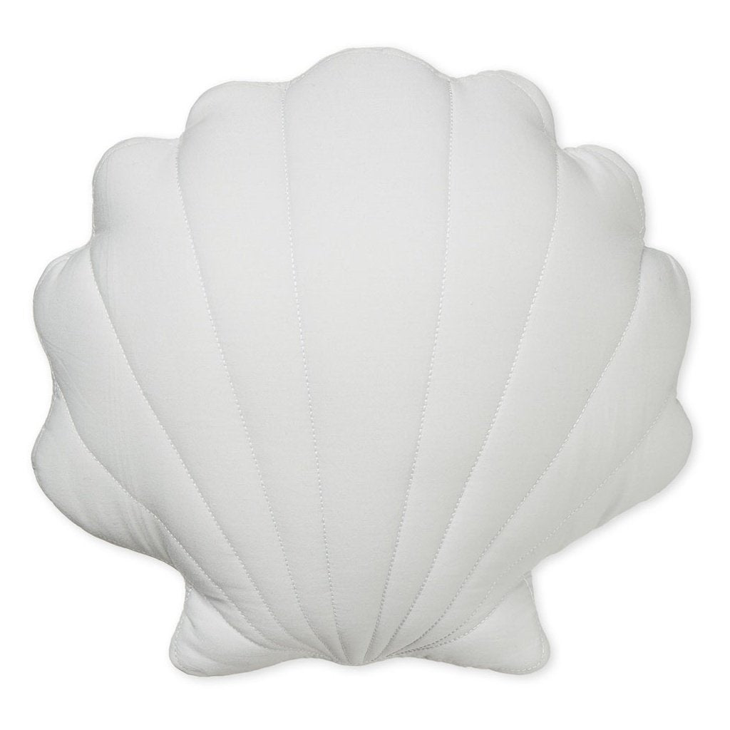 Cam Cam Sea shell cushion - classic grey