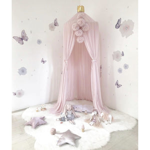 Spinkie Dreamy canopy - Pale Rose