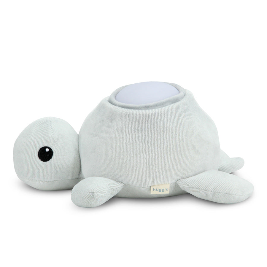 Georgie the turtle hug tap light - medium