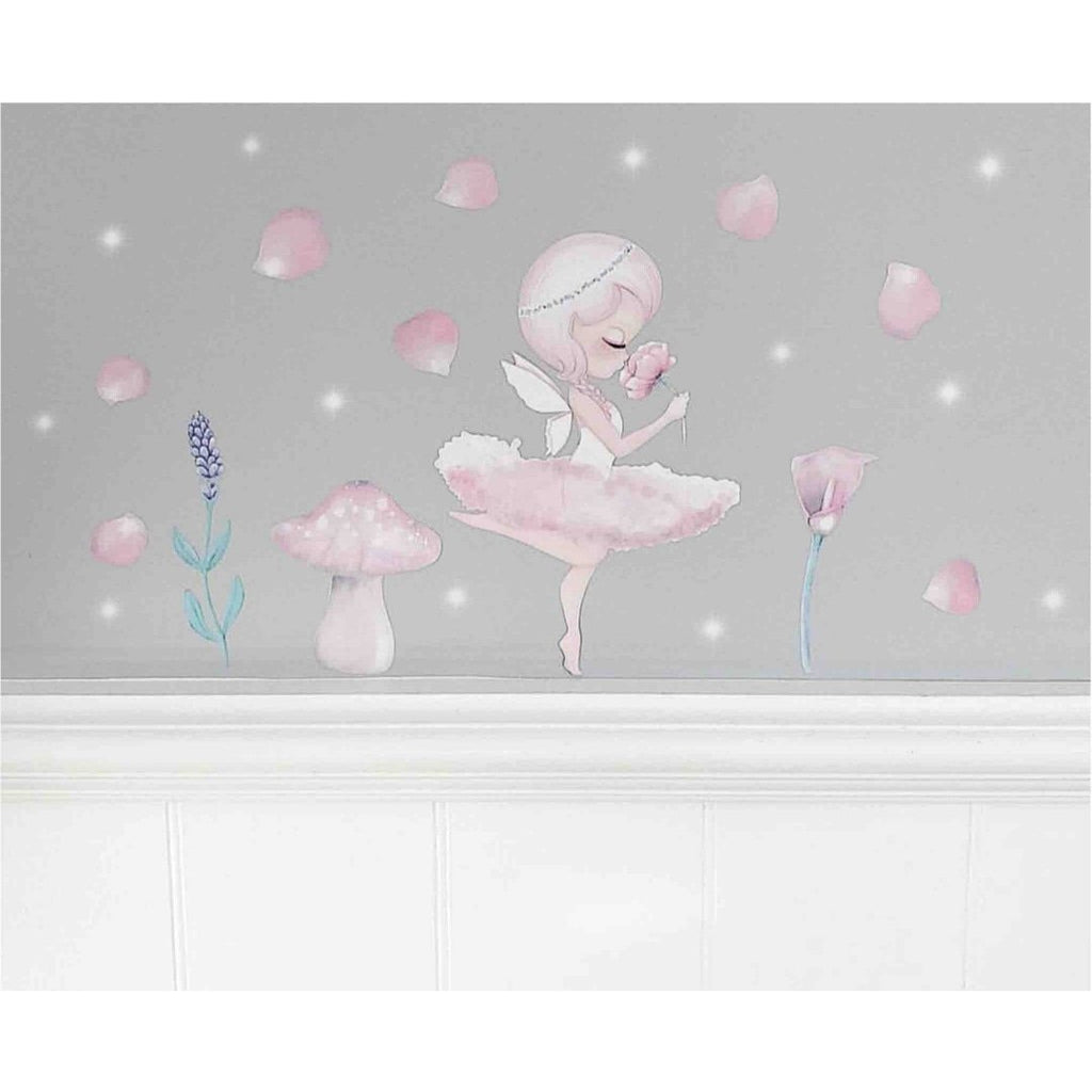 Crysta Fairy - wall decals