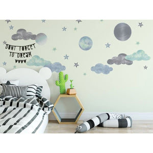 Interstellar - wall decals IN STOCK