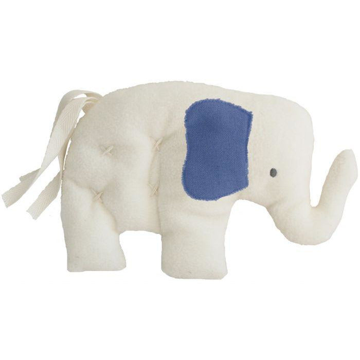 Toby Elephant comfort toy - Chambray
