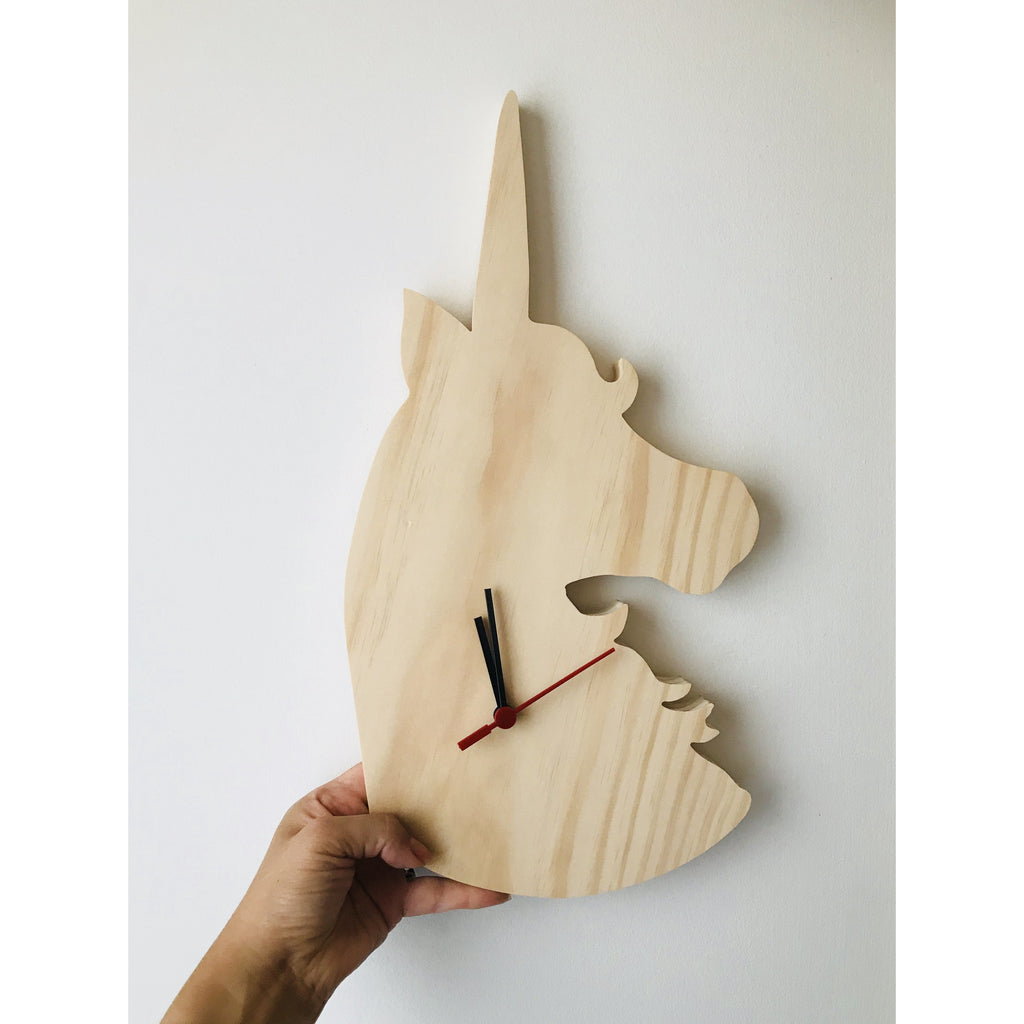 Clock - Unicorn