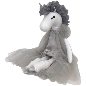 Unicorn Princess - Grey