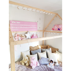 Double House Bed frame