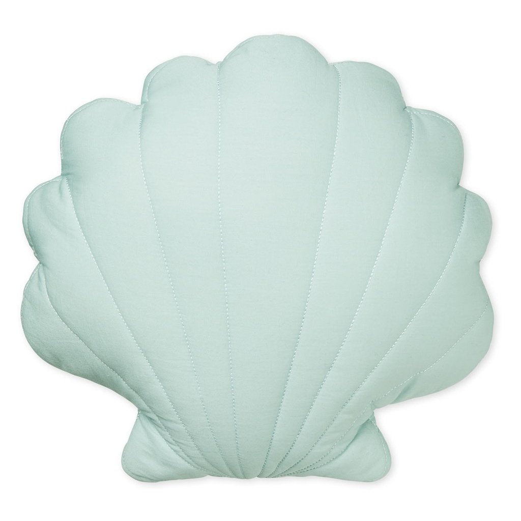 Cam Cam Sea shell cushion - breeze