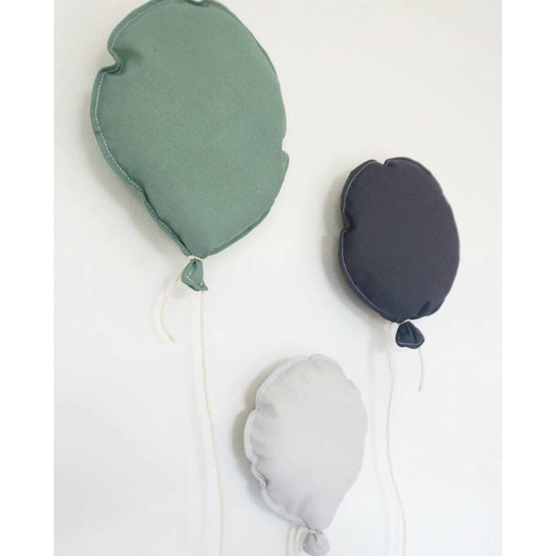 Fabric wall balloon