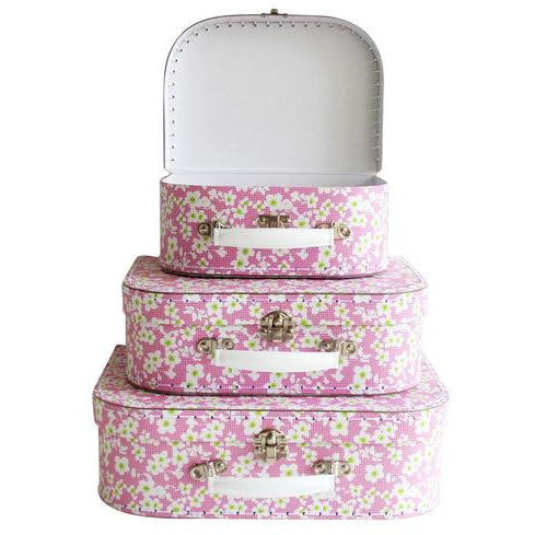 Suitcase set - Blossom Pink