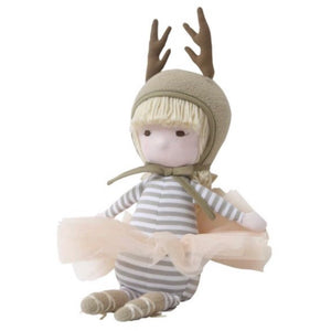 Mimi Doll - Beige deer costume