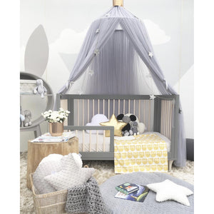 Spinkie Dreamy canopy - Light Grey