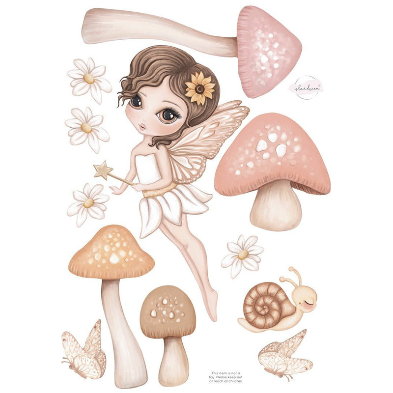 Hazel fairy - Wall decals