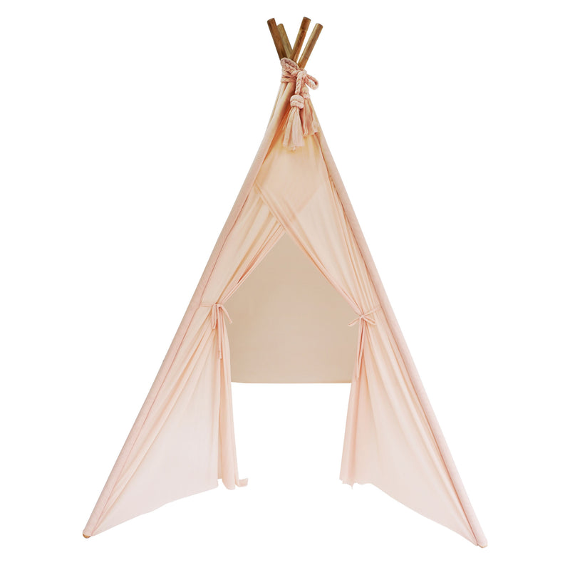 Sheer Teepee - Nude