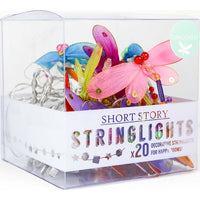 String lights - Dragonfly