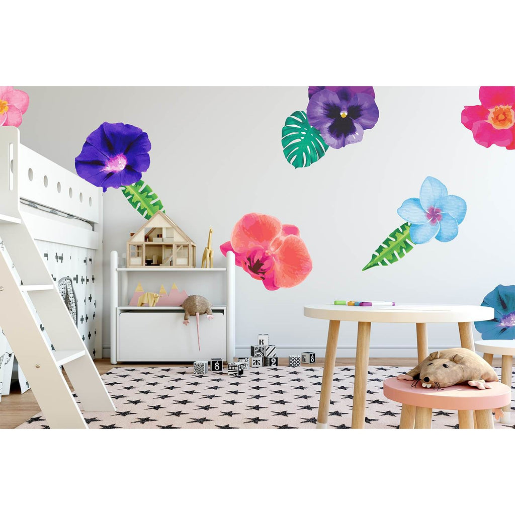 Tropical Paradise large - wall decals