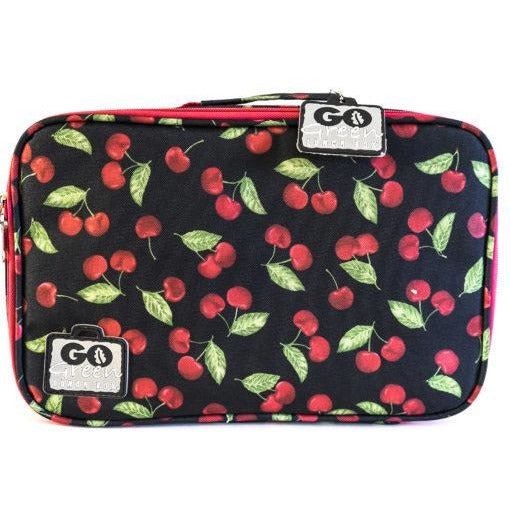 Go green lunch box - Cherry