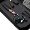 Lefty Matsui Rainbow Shear Thinner Combo - Scissor Tech Canada