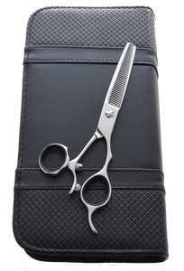 Matsui Silver Swivel 40Tooth Thinner - Scissor Tech Canada