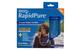 RapidPure In-Line Water Purifier