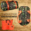 The Modular Gym & Tri Bag - Orange Mud, LLC