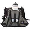 HydraQuiver Hydration Pack, Gray, Single Barrel
