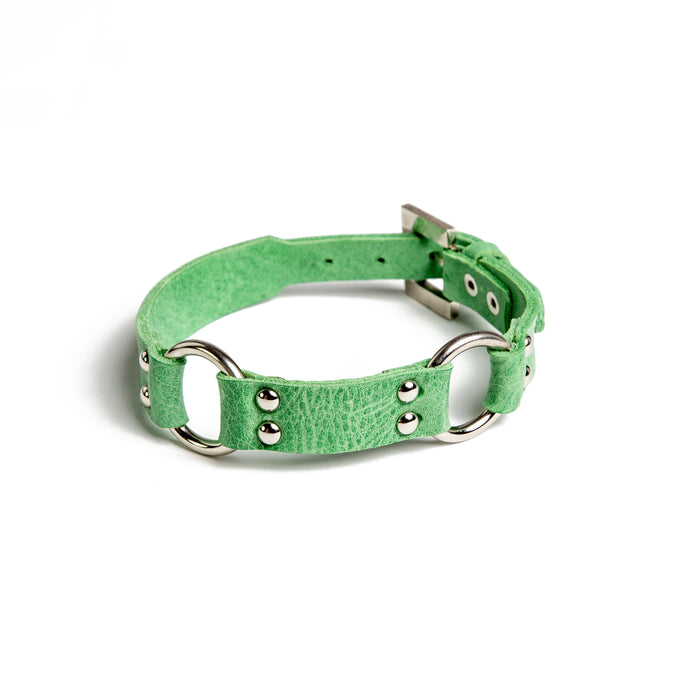 Double Trouble Choker - Jade