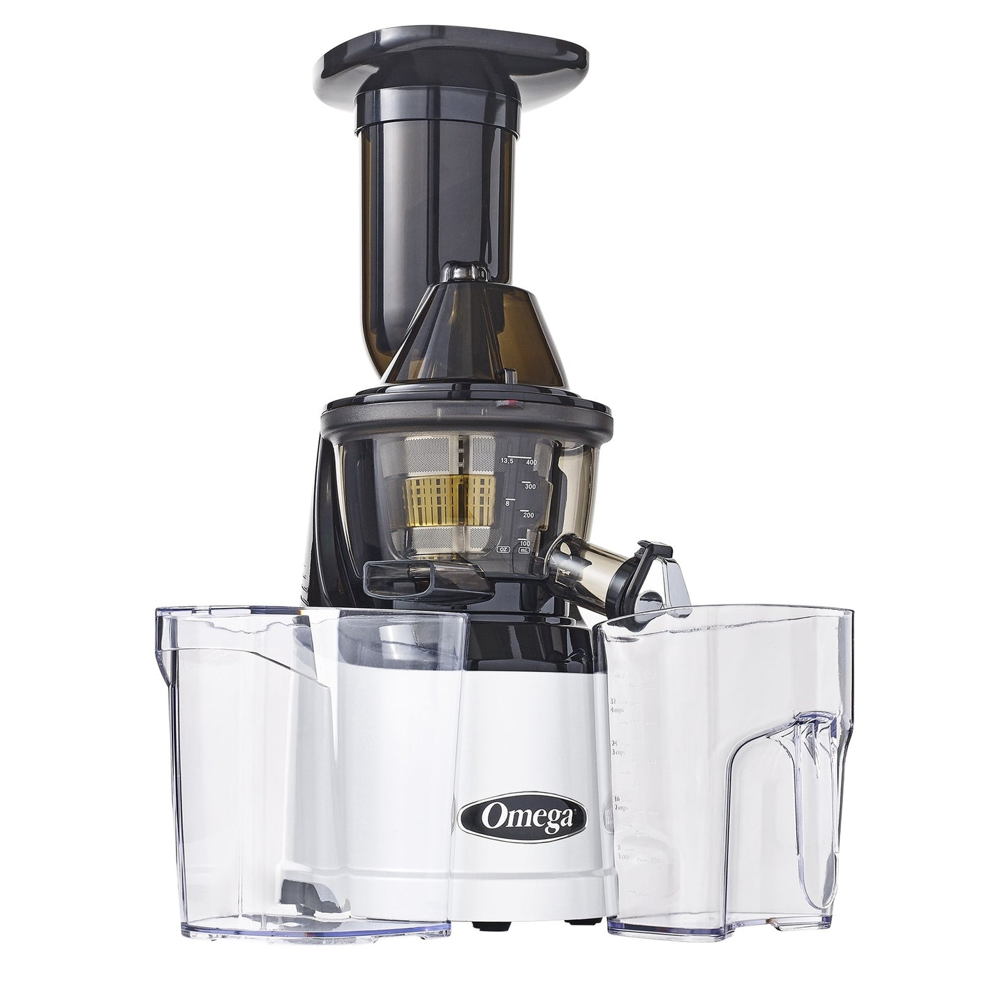 Omega Juicer MMV702 Megamouth vertical cold press slow juicer