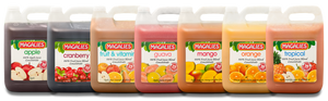 Magalies 5 litre 100% fruit juice concentrate BUNDLE OF 7