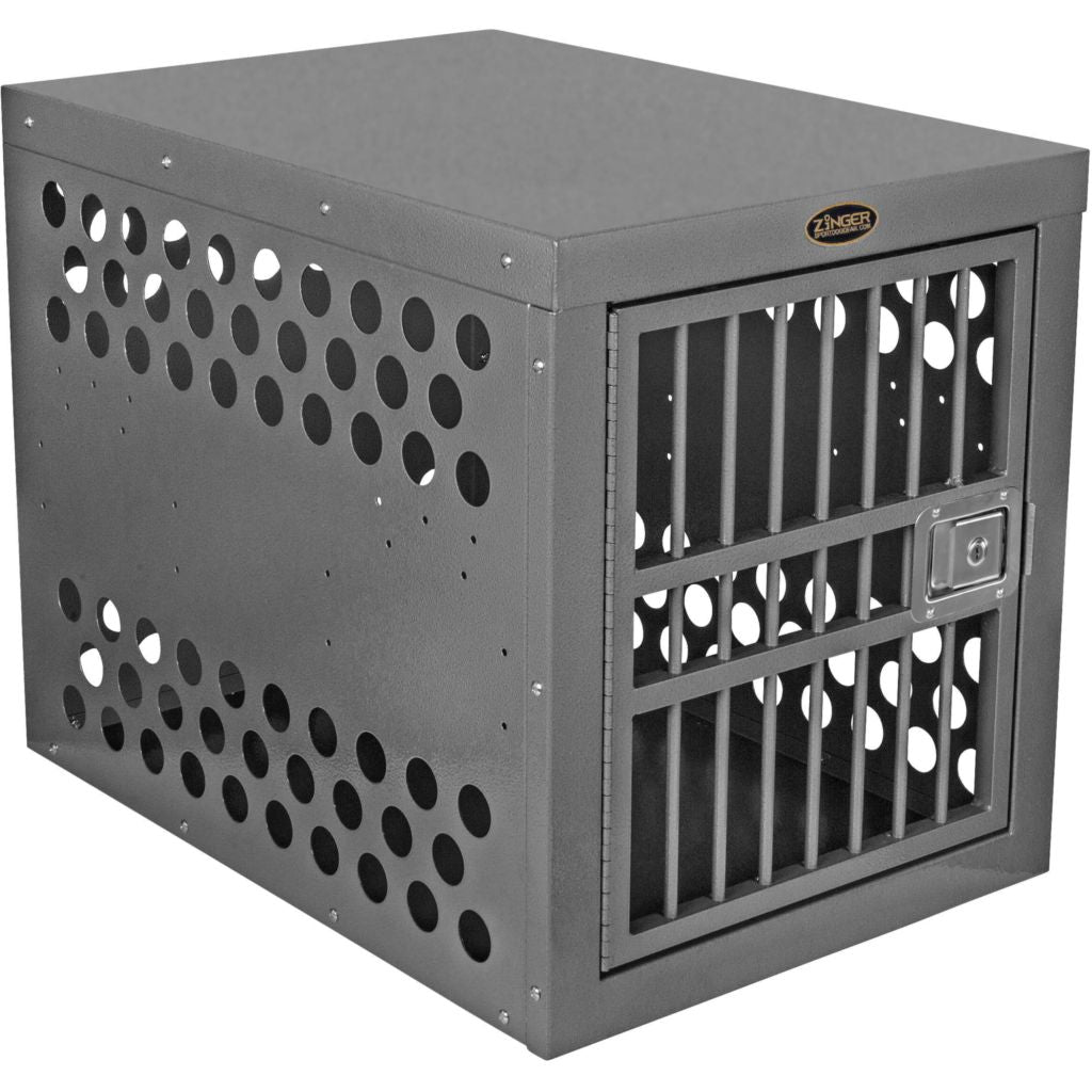 Zinger Deluxe Dog Crate with Front Entry