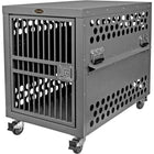 Zinger Deluxe Aluminum Dog Crate Airline Approved