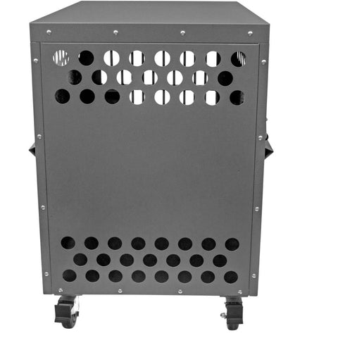 Zinger Deluxe Aluminum Dog Crate Airline Approved Dens