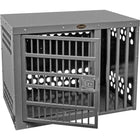 Zinger Professional Dog Crate with Side Entry