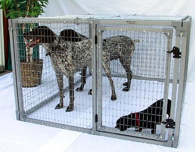 My Pet Cage Doggie Den Model 125