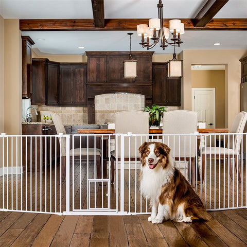 Carlson 2-in-1 Super Wide Pet Pen and Gate