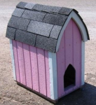 Little Cottage Arch Dog House