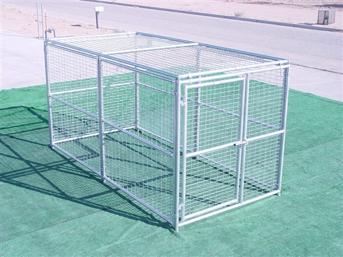 Rhino Exotic Animal Enclosure 6'W x 12'D x 6'H Exotic Animal Cage