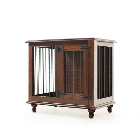Rathman & Co Single Doggie Den in Brown