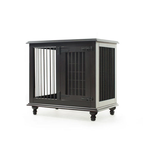 Rathman & Co Single Doggie Den in Espresso
