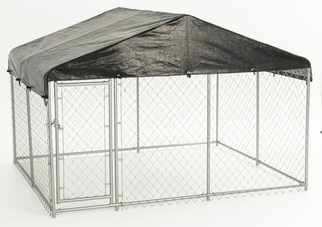 Weatherguard Kennel Roof Frame & Cover Set 8 x 6.5