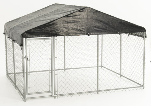 Weatherguard Kennel Frame & Cover Set 8 x 6.5