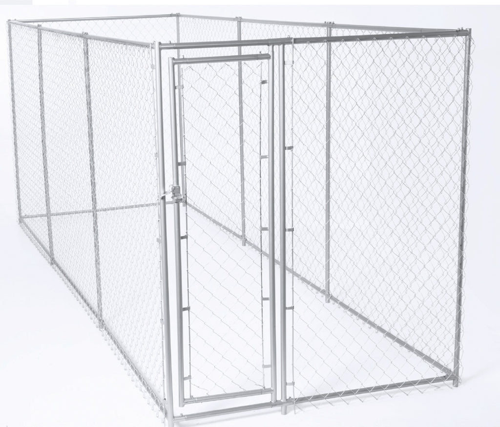 Lucky Dog Box Kennel 5'x15'