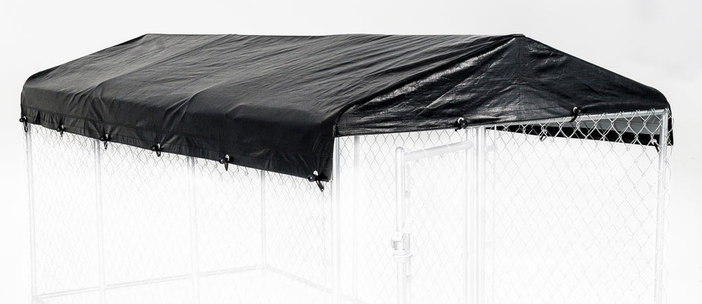Weatherguard Kennel Frame & Cover Set 5 x 15