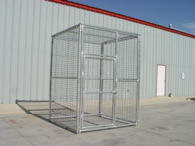 Rhino Exotic Animal Enclosure 6'W x 6'D x 8'H Exotic Animal Cage
