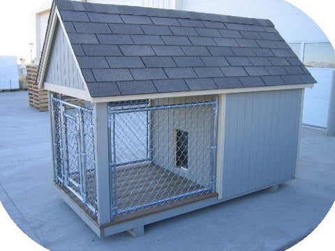 Little Cottage Jr. Dog Kennel