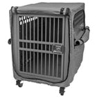 Zinger Professional Dog Crate with Front Entry