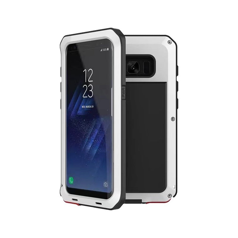 Metal Rugged Armor Shockproof Aluminum Case For iPhone