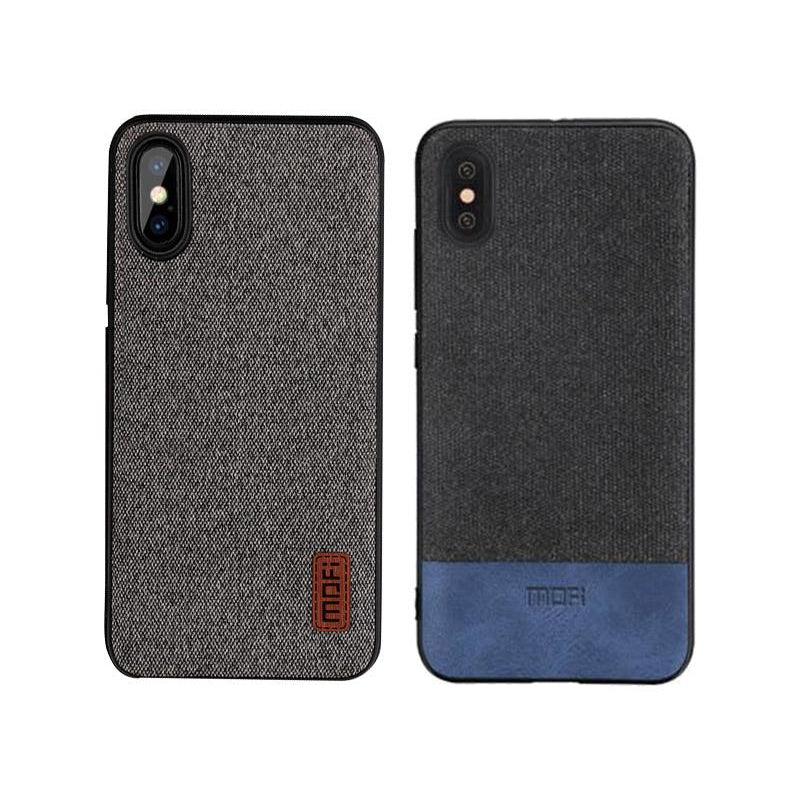 New Arrival Silicone Edge Shockproof Men Business Case For iPhone X
